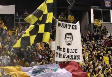 McBride Treason
