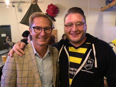 Alex Fischer and David Miller